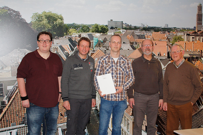 Oprichtingsbestuur Stichting Kloostersboer